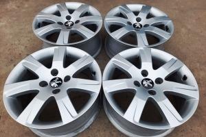 Диски R16 4x108 Peugeot 308 3008 4008 5008