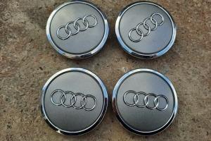 Колпачки дисков AUDI заглушки Ауди 4B0601170A