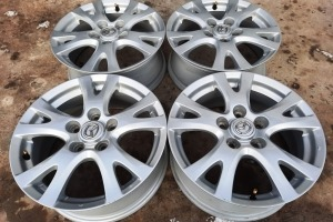 Оригинальные диски Mazda 6 R16 5x114.3 Mazda 3