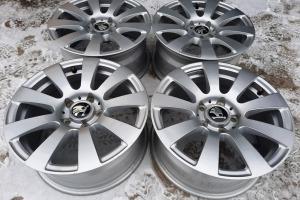 Кованые диски R16 5x112 Skoda Superb Octavia Yeti