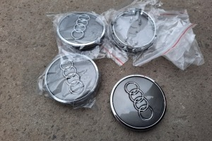 Колпачки дисков AUDI заглушки Ауди 4M0601170JG3