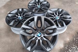 Диски BMW X3 F25 R17 5x120 F10 F11 X1 E84 F30 X5 E53