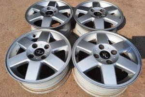Диски Chevrolet Lacetti R15 4x114.3 Daewoo Rezzo Tacuma