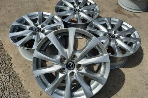 Диски R17 5x114.3 Mazda 6 CX5 RX8 Atenza