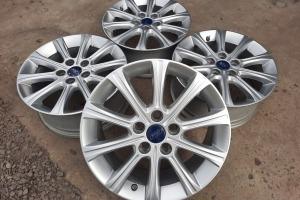 Диски R16 5x108 Ford Focus C-Max S-Max Mondeo