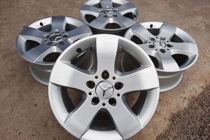 Диски R16 5x112 Mercedes W210 W211 Vito W203