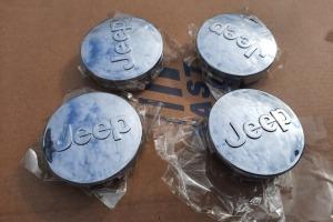 Колпачки дисков Jeep 63/55 заглушки 1LB77DD5AB
