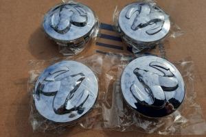 Колпачки дисков Dodge 63/55 заглушки 52013985AA