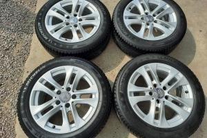 Диски Mercedes W204 R16 5x112 W205 шины 205/55R16