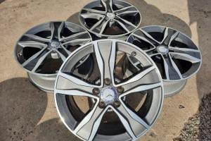 Диски Mercedes W205 R17 5x112 Viano Vito 447 639