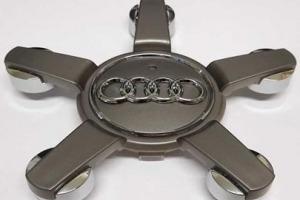 Колпачки заглушки дисков AUDI Q7 крабы Ауди 4L0601165D