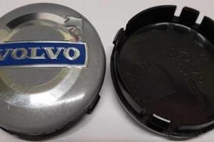 Колпачки дисков Volvo 64/62 мм заглушки дисков Вольво 3546923
