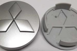 Колпачки дисков Mitsubishi 60/54 мм заглушки дисков