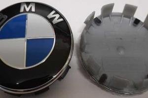 Колпачки дисков BMW 68/65 мм заглушки дисков 36136783536